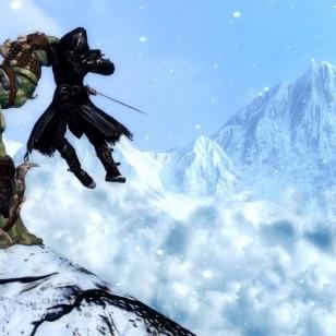 Gamescom: Örkeistä ja miehistä