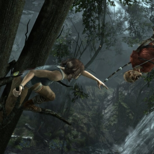 Gamescom: Lara Croftin uudet kuteet