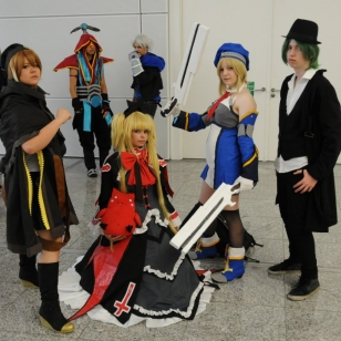 Gamescom: Viikonlopun cosplay-somistukset