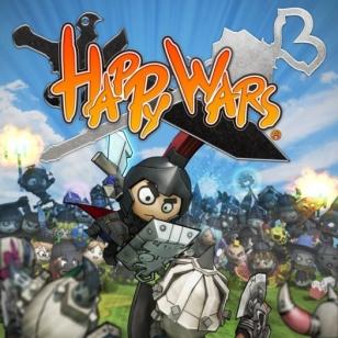 Happy Wars tuo free-to-playn Live Arcadeen