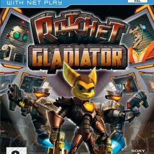 Ratchet: Gladiator seuraavaksi HD-käsittelyyn
