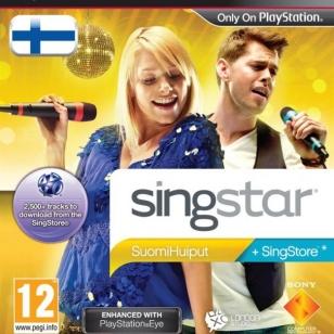 Uusi Suomi-SingStar PS3:lle marraskuussa