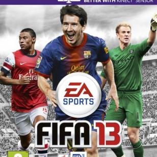 FIFA 13 heti miljoonamyyntiin Briteissä