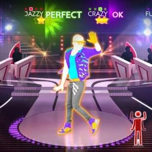 Tanssahtele Gangnam Stylen tahtiin Just Dance 4:ssä