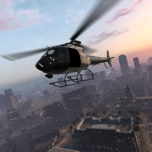 Myrskyn myöhästyttämä uusi GTA V -traileri pian täällä
