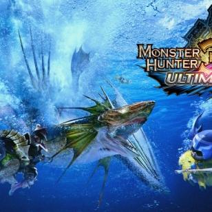 Monster Hunter 3 Ultimate Nintendon laitteille maaliskuussa