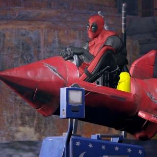 Deadpool-pelin uusissa kuvissa kohdataan verta ja sarjakuvista tuttu rautanaama
