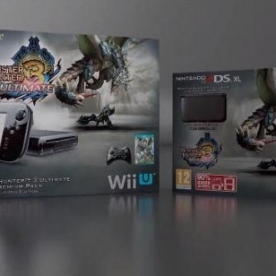 Monster Hunter 3 Ultimate Wii U:n ja 3DS:n kylkiäiseksi