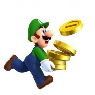Luigi syrjäyttää veljensä New Super Mario Bros. U:n lisäsisältöpaketissa