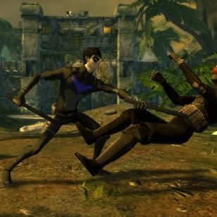 Robin, Nightwing ja muut nuoret sarjakuvasankarit saapuvat pelimuodossa tänä syksynä