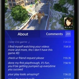 PS4:n käyttöliittymä näyttää tältä