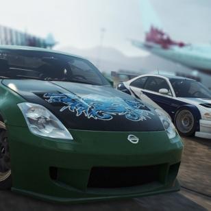Testissä Need For Speed: Most Wantedin DLC