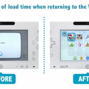 Päivitys puolittaa Wii U:n latausajat, kertoo Nintendon videoklippi