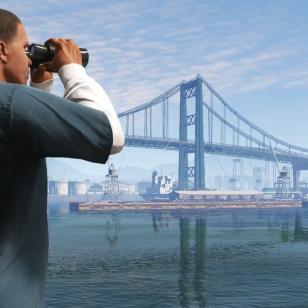 Tusina uutta kuvaa GTA V:stä
