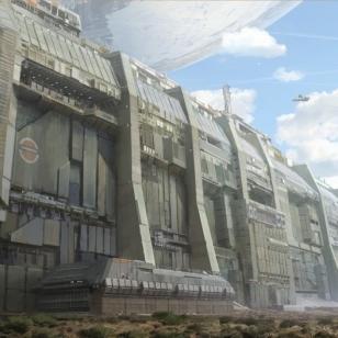 Uutta konseptitaidetta Destinystä