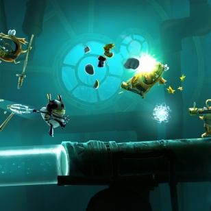 Rayman Legends heittäytyy vetiseksi