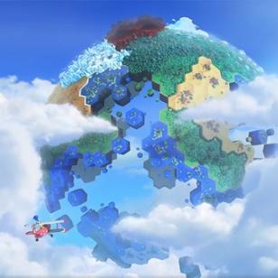 Mario ja Sonic matkaavat talviolympialaisiin