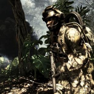 Tältä näyttää uuden sukupolven Call of Duty
