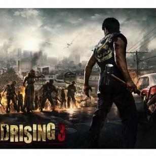 E3: Dead Rising 3 -ennakko