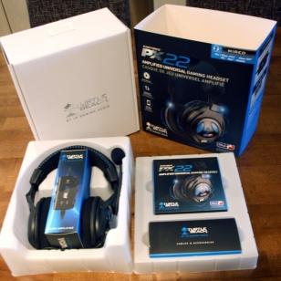 Testissä Turtle Beach Ear Force PX22 -kuulokkeet