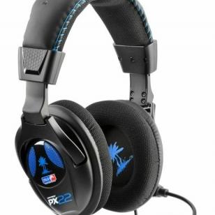 Testissä Turtle Beach Ear Force PX22 -kuulokemikrofoni