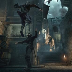 Ensimmäistä videokuvaa ja tukku kuvia rebootatusta Thiefistä