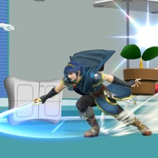 Tuttu miekkamies palaa seuraavaan Super Smash Bros. -kaksikkoon