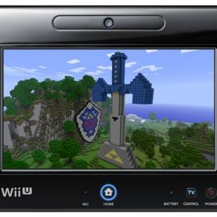 Huhu: Minecraft työstää tiensä myös Nintendon kotikonsolille