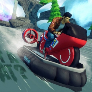 Sonic-kaahailun uusin hahmo kiusoittelee Shenmue 3:lla