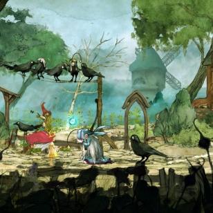 Pelintekijät kuvailevat Ubisoftin Child of Lightia kuin pelattavaksi runoksi