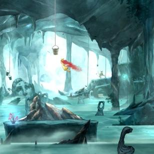 Ubisoftin Child of Light on tekijöidensä mukaan kuin pelattava runo