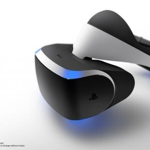 Sony paljasti PS4:n virtuaalilasit
