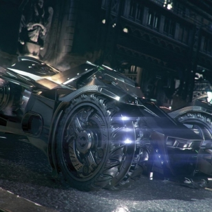 Pelimaailman Batman näyttävämpänä kuin koskaan aiemmin