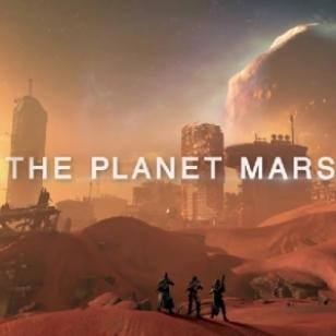 Virallinen videokatsaus Destinyn Mars-planeettaan