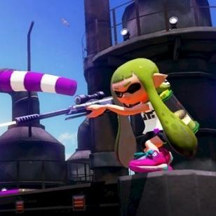 GC 2014: Ennakossa Splatoon eli räiskintää Nintendon tapaan