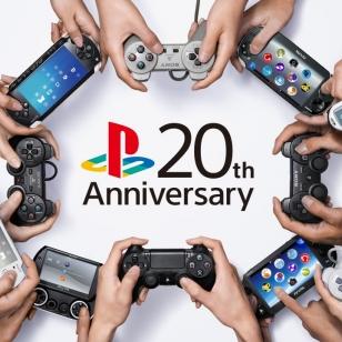 Kilpailu: PS4 20th Anniversary Edition