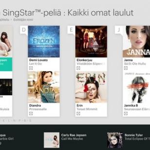SingStar Suomibileet