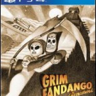 Grim Fandango Remastered (PSN)