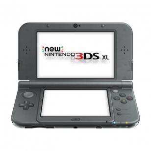 New Nintendo 3DS XL katsastuksessa