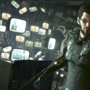 E3 2015: Puolituntinen pelikuvaa Deus Ex: Mankind Dividedista