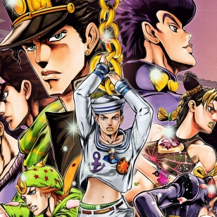 JoJo's Bizarre: Eyes of Heaven