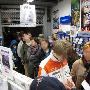 PS3 julkaisuyö 2007