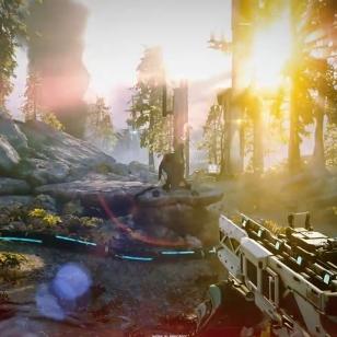 Killzone Shadow Fallissa pääsee seikkailemaan värikkäissä ympäristöissä