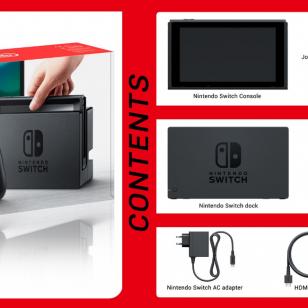 Nintendo Switch Contents