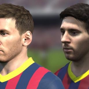 PES vs FIFA