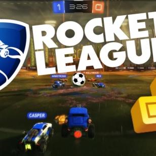 Rocket League Playstation Plussassa heinäkuussa