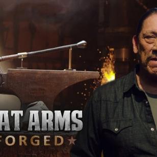 Man at arms Danny Trejo Battlefield 1