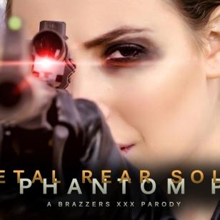 Metal Gear Solid XXX-parodia Phanton Peen