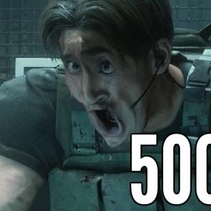 Resident Evil 3 500 prosentin kasvoanimaatioilla