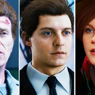 Marvel's Spider-Man Deepfake Tobey Maguire Kirsten Dunst Willem Dafoe